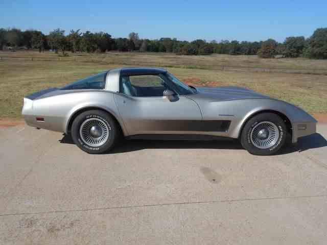 1982 Chevrolet Corvette | 1036611