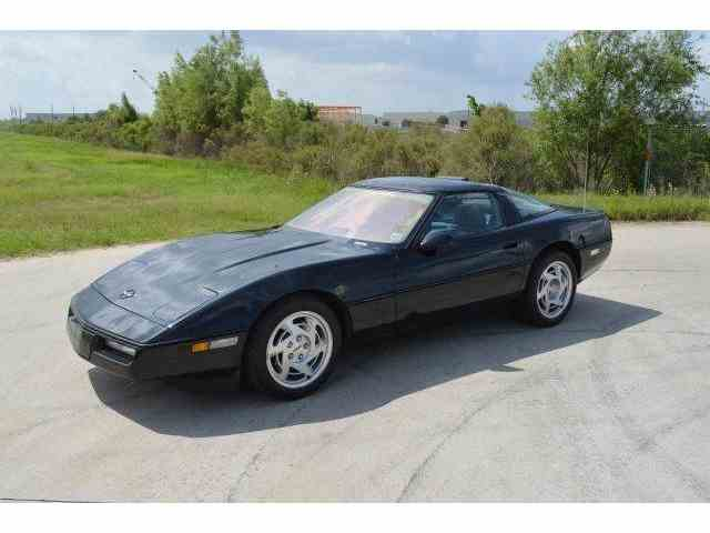 1990 Chevrolet Corvette ZR1 | 1036612