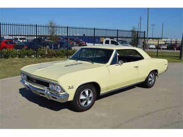 1966 Chevrolet Chevelle SS | 1036616