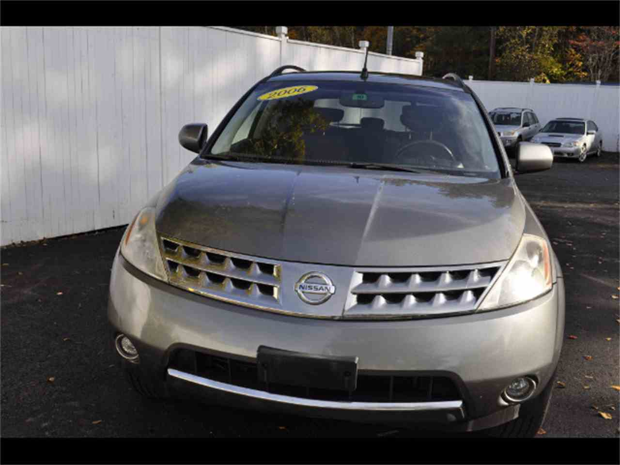 2006 Nissan Murano for Sale - CC-1036622