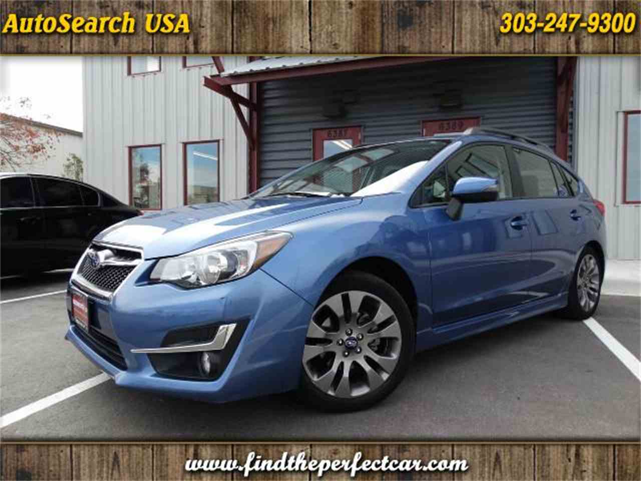 Large Picture of '15 Impreza - M7V5
