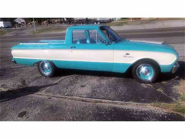 1963 Ford Ranchero | 1030663