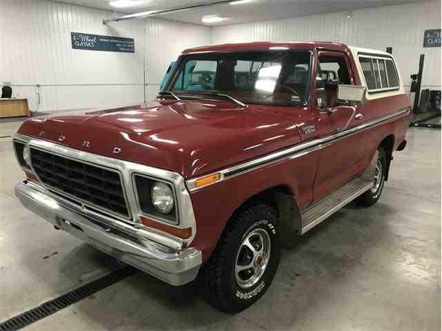 1978 Ford Bronco | 1036632