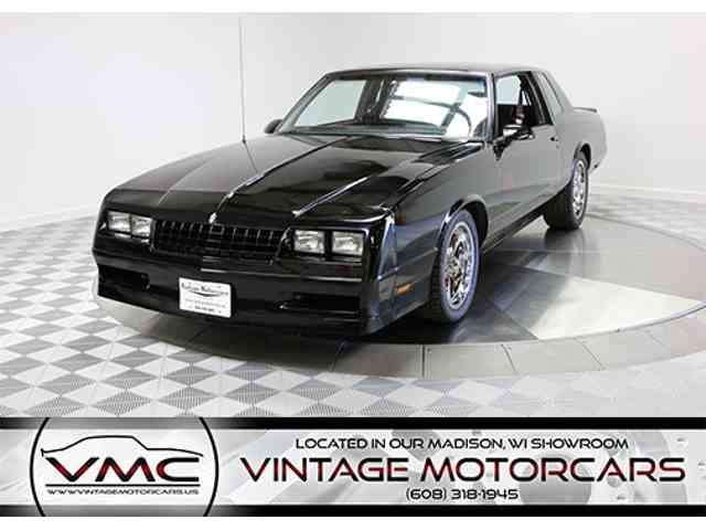 1987 Chevrolet Monte Carlo SS | 1030665