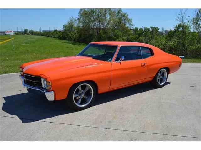 1971 Chevrolet Chevelle | 1036660