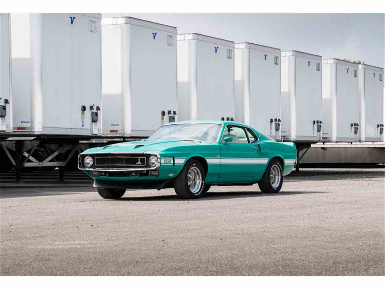 Large Picture of 1970 Ford Mustang located in Michigan - $98,990.00 - M7WC
