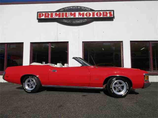 Picture of '72 Cougar - M7WF