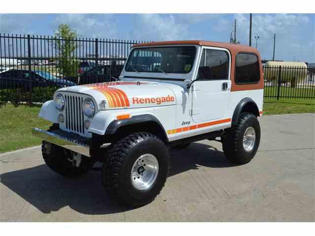 1981 Jeep CJ7 | 1036674