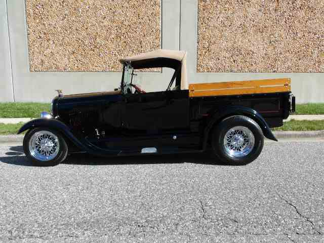 1929 Ford 1 Ton Flatbed | 1036678