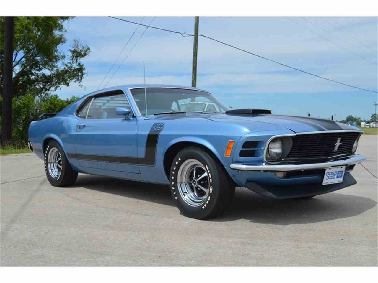 Large Picture of '70 Mustang - M7WN