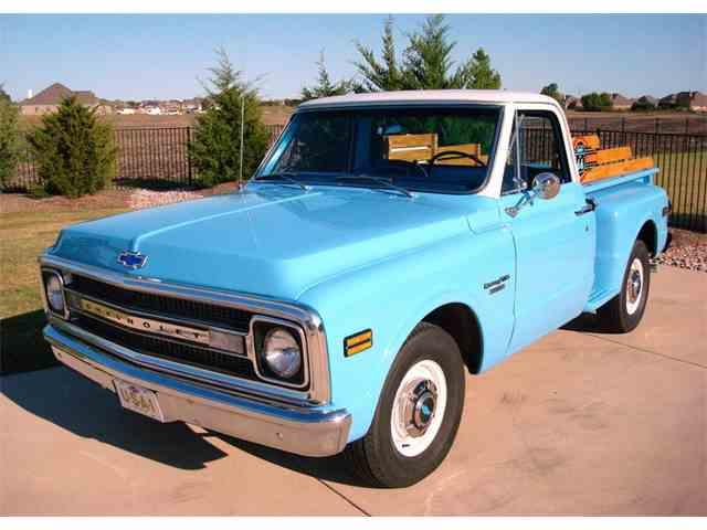 1969 Chevrolet C10 | 1030668