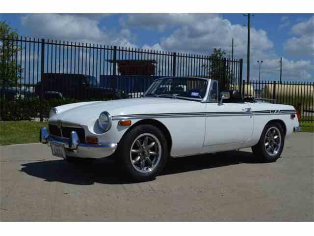 1973 MG BGT   1036683