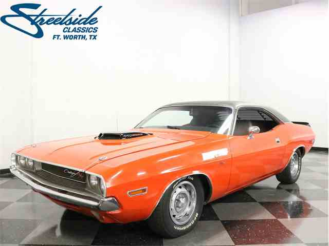 Picture of '70 Challenger R/T - M7WY