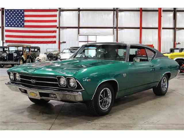 Picture of '69 Chevelle - M7X0
