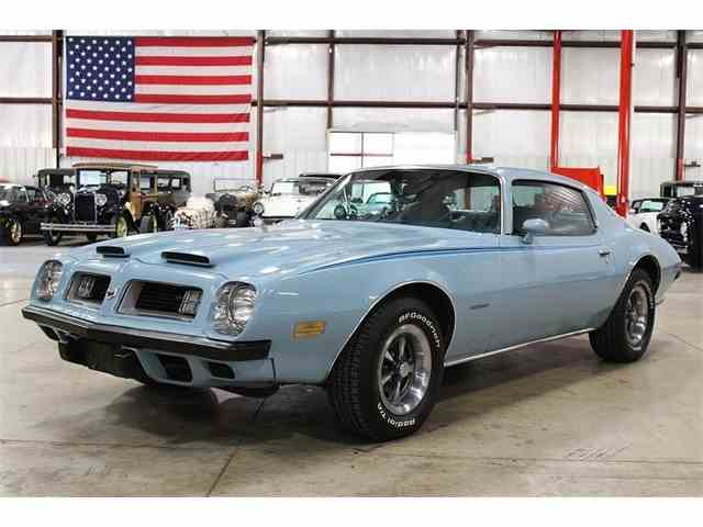 Picture of '75 Firebird located in Kentwood Michigan Offered by GR Auto Gallery - M7X2