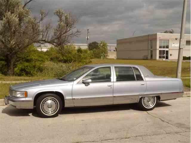 1994 Cadillac Fleetwood | 1030067