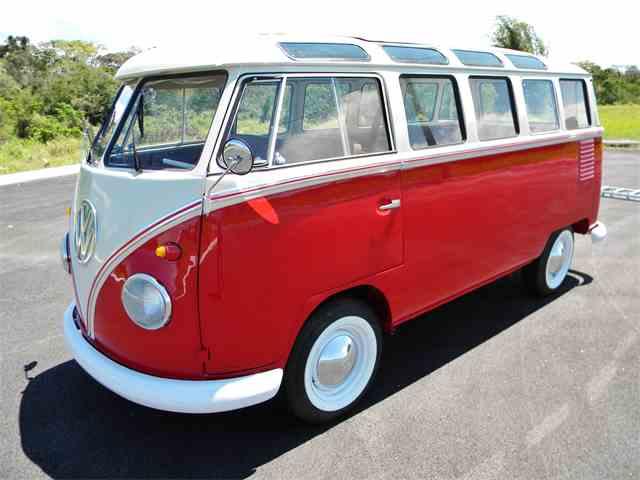 1961 Volkswagen Bus | 1036703