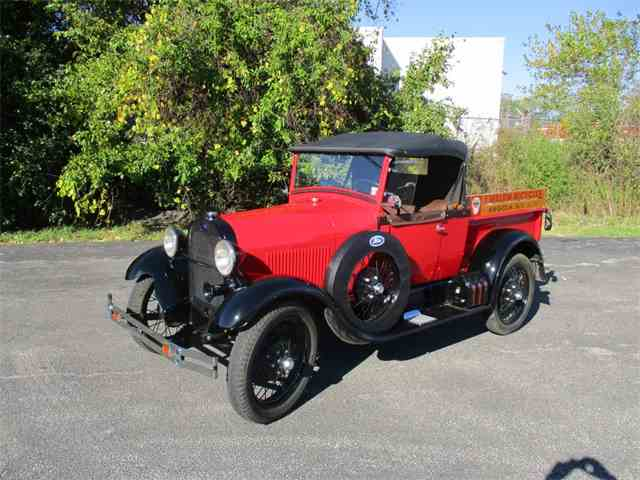 1929 Ford Model A | 1036715