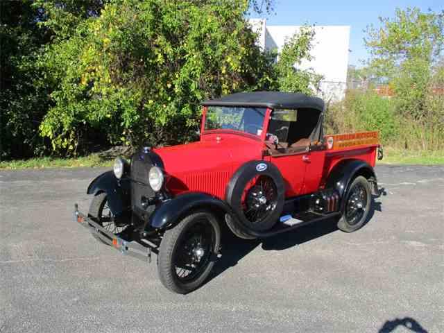 CC-1036715 1929 Ford Model A