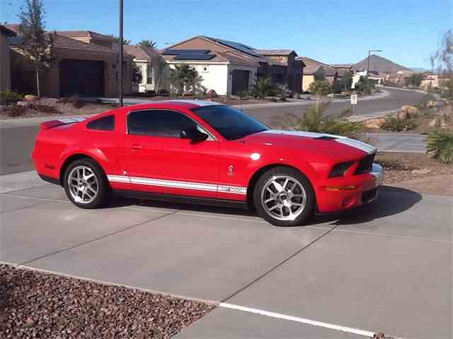 2008 Ford Mustang Shelby GT500 | 1036716