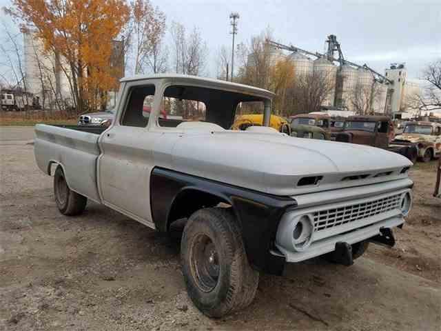 1963 Chevrolet Custom 10 | 1036718