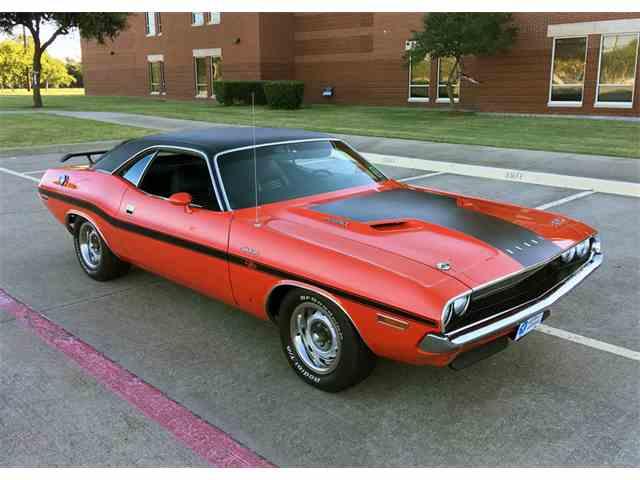 1970 Dodge Challenger R/T | 1030672