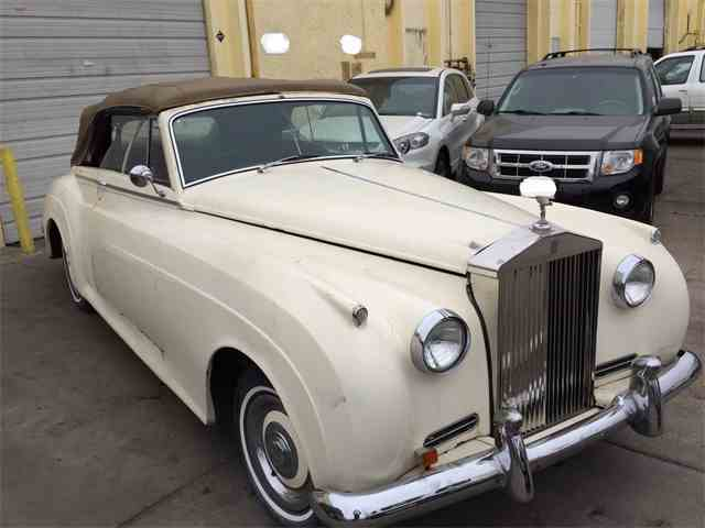 1957 Rolls-Royce Silver Cloud | 1036721