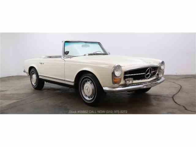 1967 Mercedes-Benz 250SL | 1036736