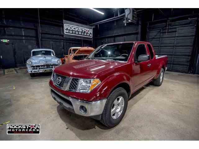 2008 Nissan Frontier | 1036739