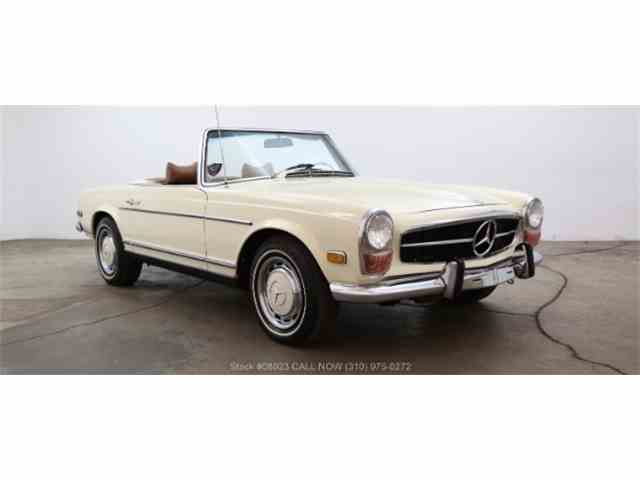 1971 Mercedes-Benz 280SL | 1036746