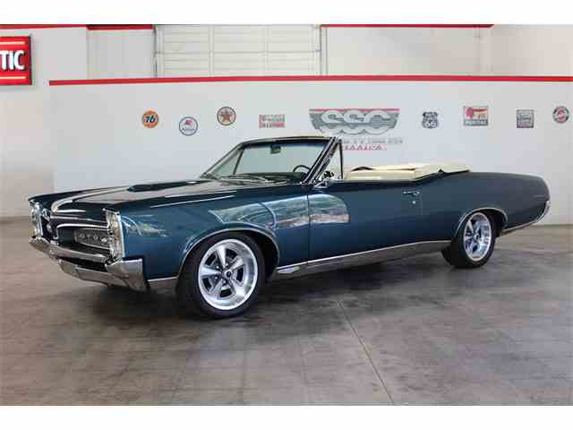 Picture of 1967 GTO located in Fairfield California - M7YN
