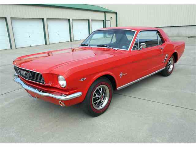 1966 Ford Mustang | 1030676