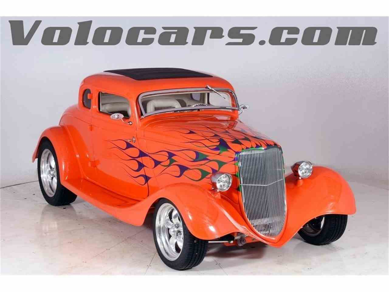 1934 Ford 5-Window Coupe for Sale - CC-1036773
