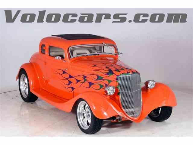 1934 Ford 5-Window Coupe | 1036773