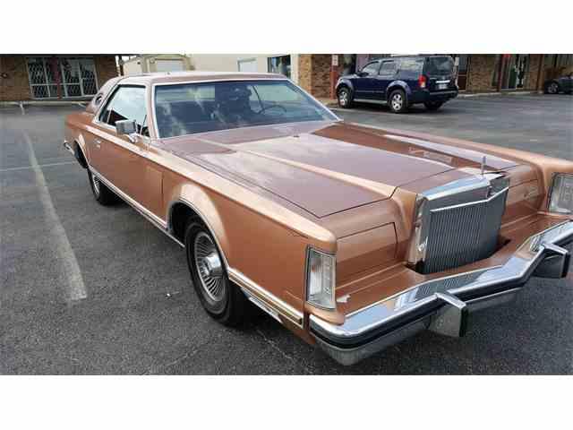 1979 Lincoln Mark V | 1030678