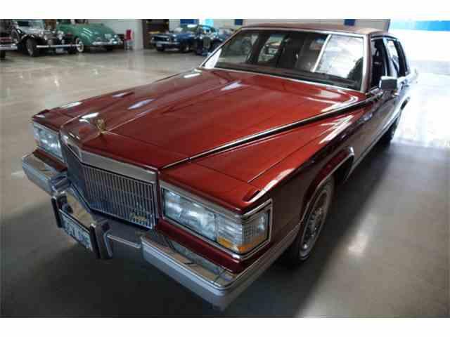 1991 Cadillac Brougham | 1036780