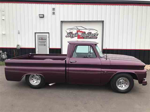 1966 Chevrolet Fleetside   1036793