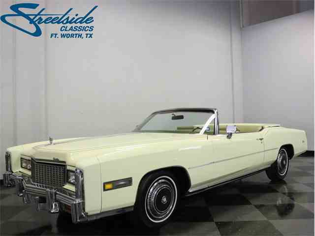 Picture of '76 Eldorado - M801