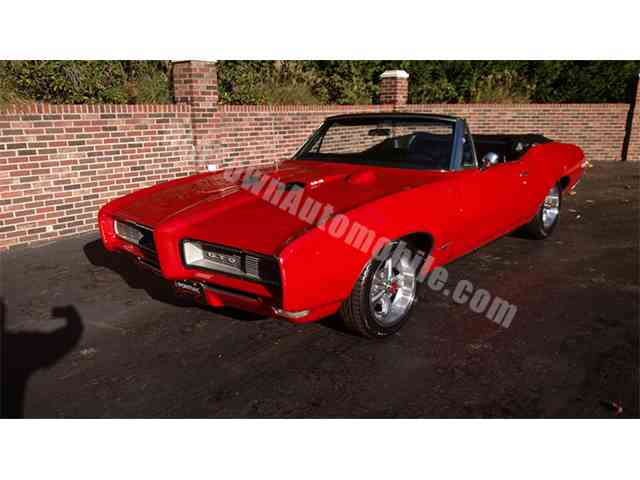 1968 Pontiac LeMans | 1036804