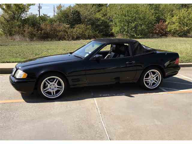 1996 Mercedes-Benz 500SL | 1030682
