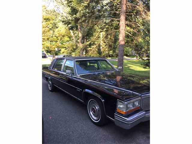 1981 Cadillac Fleetwood Brougham | 1036820
