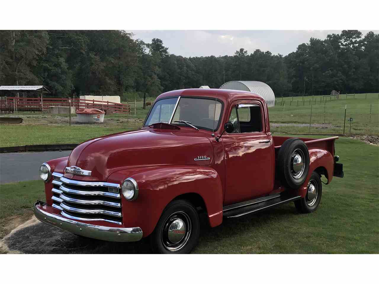 1953 chevrolet 3100 for sale cc 1036822. Black Bedroom Furniture Sets. Home Design Ideas
