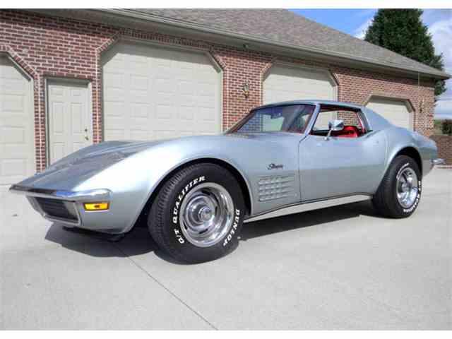 1971 Chevrolet Corvette | 1030683