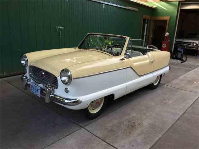 1960 Nash Metropolitan | 1036831