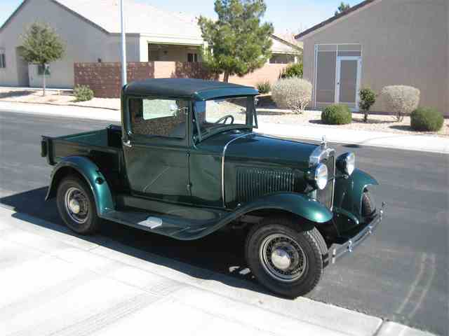 1931 Ford Model A | 1036832