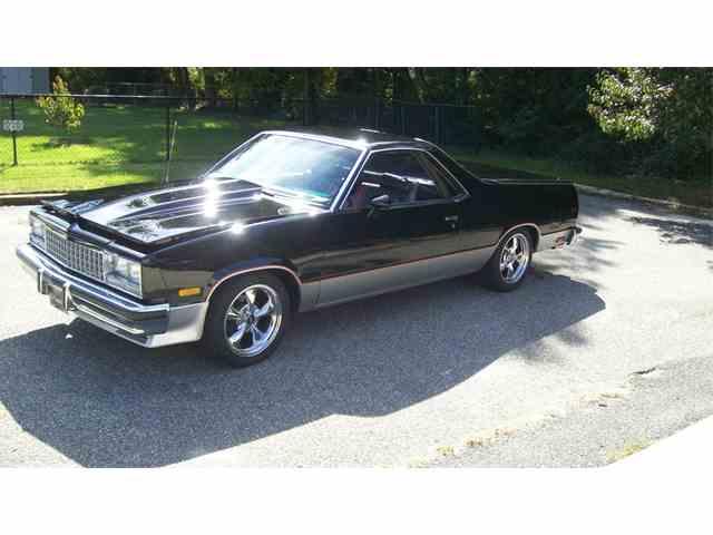 1985 Chevrolet El Camino SS | 1036835