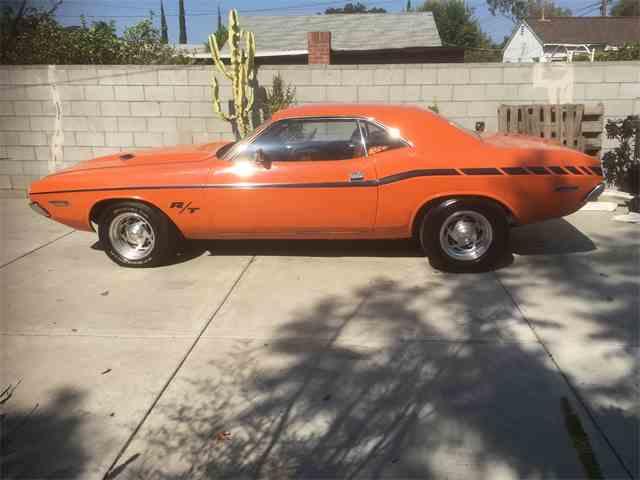 1970 Dodge Challenger R/T | 1036840