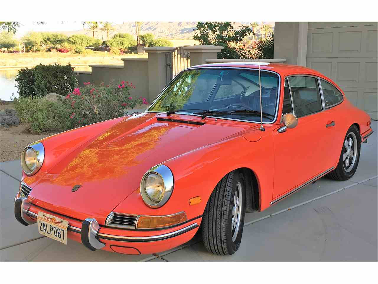 1968 porsche 912 for sale cc 1036847. Black Bedroom Furniture Sets. Home Design Ideas