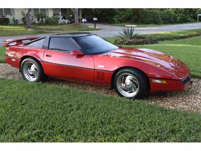 1985 Chevrolet Corvette | 1036860