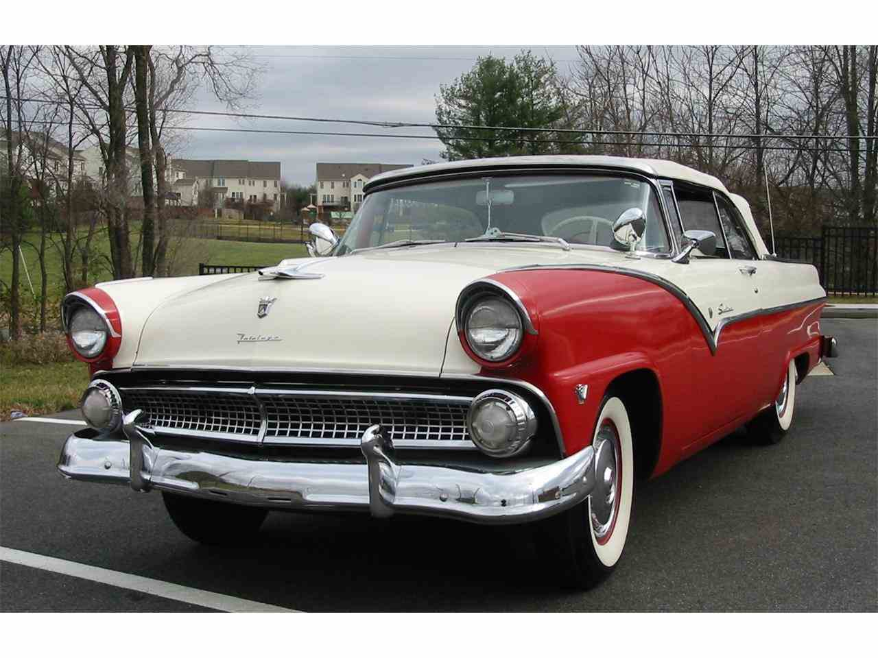 1955 ford fairlane crown victoria blog cars on line - 1955 Ford Fairlane 1036862
